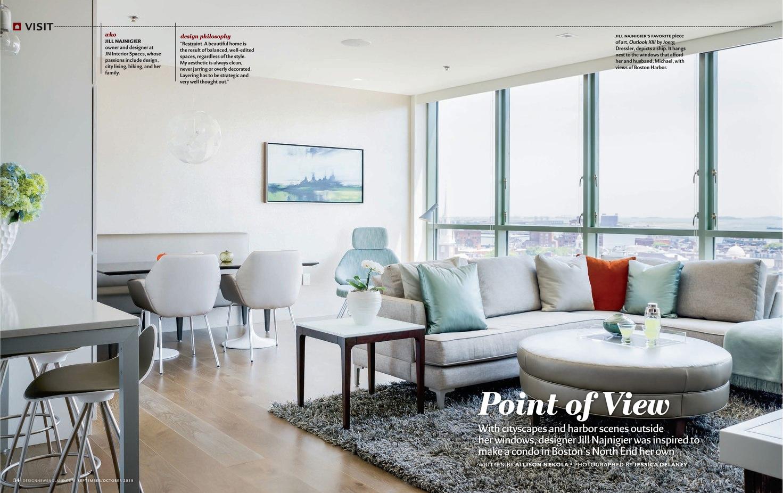 Design New England Magazine | joerg dressler